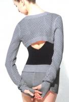 Lana y ropa calentamiento