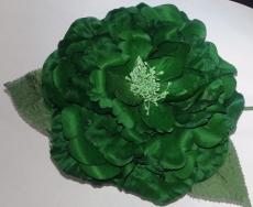 Flor Grande Verde AGOTADA