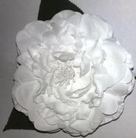 Flor Grande Blanca AGOTADA