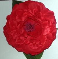 Flor Grande Roja AGOTADA