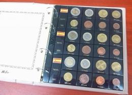 Albumes de Monedas 4 Anillas