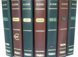 Albumes. Sellos, Monedas, Billetes, Multicolecion