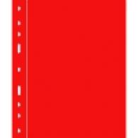 Hojas en color Rojo o Negro