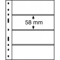 MC4N 180x58 4 espacios negra dos caras