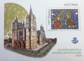 PRUEBA OFICIAL DE COLOR 2003 CATEDRAL DE LEON