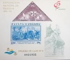 PRUEBA DE LUJO 6 GRANADA 1992