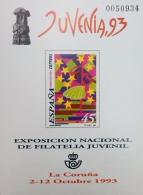 PRUEBA OFICIAL DE COLOR 1993 JUVENIA 93