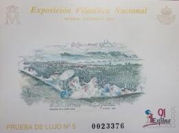 PRUEBA DE LUJO 5 EXFILNA 1991