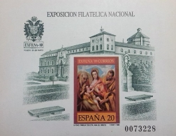 PRUEBA OFICIAL DE COLOR 1989 EXFINA TOLEDO 2º...