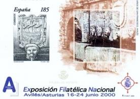 PRUEBA OFICIAL DE ARTISTA 2000 EXFILNA AVILES