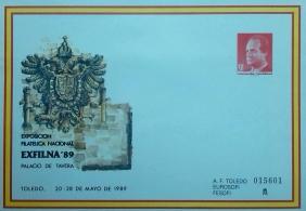 EXFILNA TOLEDO 1989