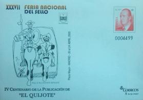 XXXVII FERIA NACIONAL DEL SELLO PLAZA MAYOR
