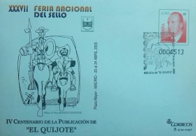 XXXVII FERIA NACIONAL DEL SELLO PLAZA MAYOR CON...