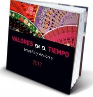 Libro de sellos de correos 2017 Valores en el...