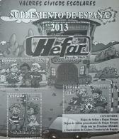 Suplemento de España 2013