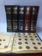 Álbum de Monedas 4 Anillas. 215X225 Ancho Especial