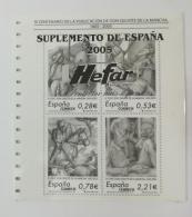 Suplemento de España 2005 sin protectores
