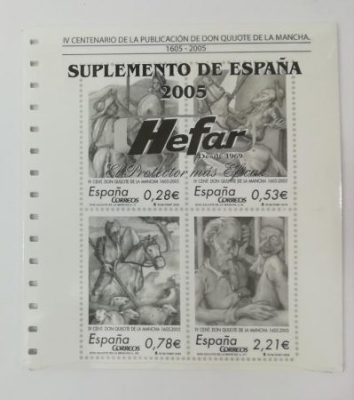 Suplemento de España 2005