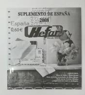 Suplemento de España 2008 sin protectores