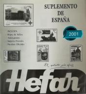 Suplemento de España 2001 sin protectores