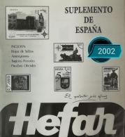 Suplemento de España 2002 sin protectores
