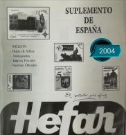 Suplemento de España 2004 sin protectores