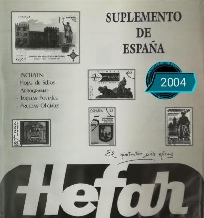 Suplemento de España 2004