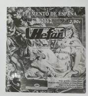 Suplemento de España 2012