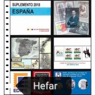 Suplemento Edifil. Por años completos de España