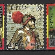 R10 41X50 SELLO DE H.B. V.CENTENARIO CARLOS V
