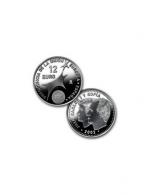 Moneda de 12 euros de plata del 2002