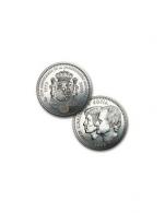 Moneda de 12 euros de plata del 2003