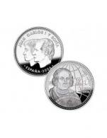 Moneda de 12 euros de plata del 2006