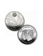 Moneda de 12 euros de plata del 2010