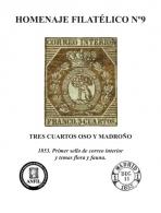 Homenaje Filatélico Nº 9. Año 2013 Motivo Escudo...