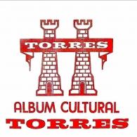 Hojas de sellos Torres. Años Correlativos. España