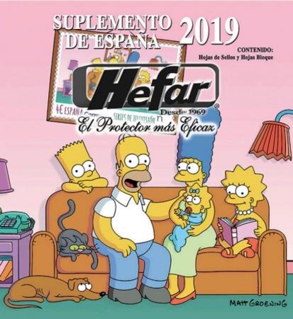 Suplemento Hefar de España 2019