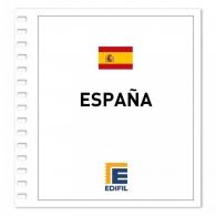 Suplemento Edifil 2018. España.