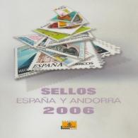 Libro de sellos de correos 2006