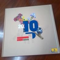 Libro de Sellos de Correos 2010