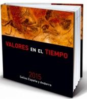 Libro de sellos de correos 2015 Valores en el...