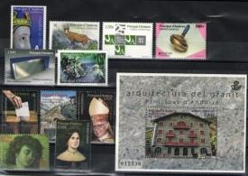 Sellos de Andorra 2015