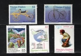 Sellos de Andorra 1997