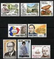 Sellos de Andorra 1983