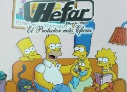 Suplementos HEFAR. Hojas de Sellos.