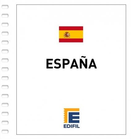 Suplemento Edifil 2020 España