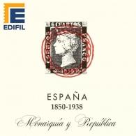 Hojas España Monarquía y República (1850-1938)