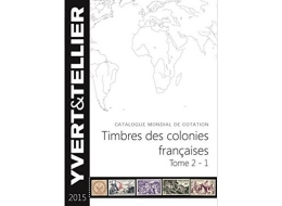 CATALOGOS Yvert Et Tellier de sellos