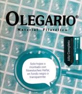 Suplemento Olegario España 1986 al 1993