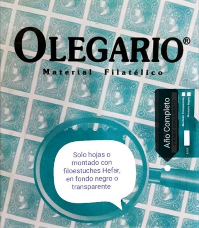 Suplemento Olegario España 2020